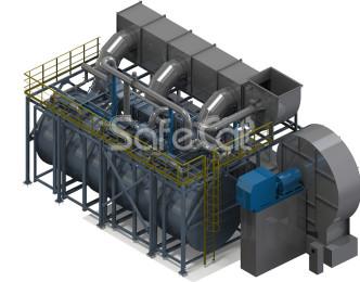 Emission control system SC