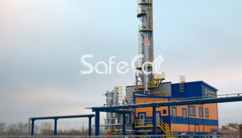 Chemical plant-process emissions contro
