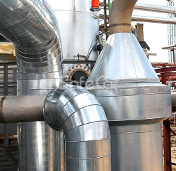 Waste gases purification equipment