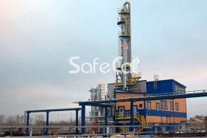 Chemical plant process emissions control