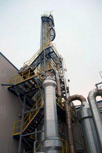 Process emissions treatment