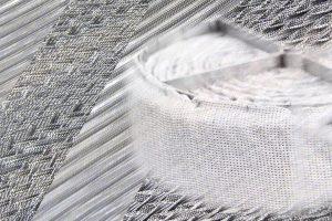 Platinum catalyst on fiberglass support