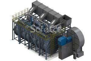 Air and Gas Industrial Purification Plant