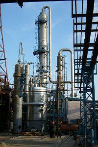 Off-gases afterburner, PJSC Concern Stirol