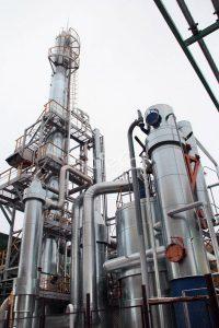 Process emissions treatment system for chemical industryОчистка технологических выбросов для химической промышленности