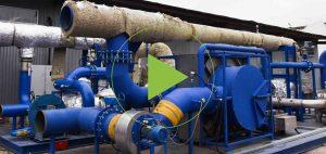 Flue gas treatment system SafeCAT
